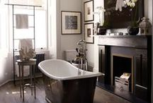 Interiors   Bath / by Fourth Floor Walk Up