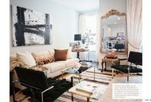 Interiors | Living Room | / by Fourth Floor Walk Up