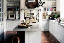 Interiors   Kitchen / by Fourth Floor Walk Up
