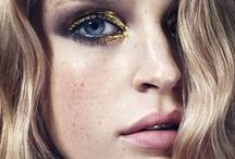 beauty / Hair, makeup and other lovely looks to copy and covet. / by Elyse Ash