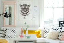 Home Sweet Home  / Home decor with lots of mid century mod flavor  / by Mrs. Smith of Fortissimo Photography