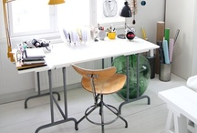 Workspaces / A workspace should spark creativity, inspire innovation, and be a place you look forward to working in. / by LuxeYard