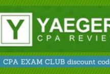 CPA Exam Review / by CPA Exam Club