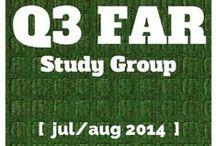 FAR Study Group - CPA Exam / by CPA Exam Club