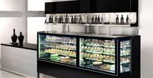 Custom Displays & Cabinetry / Foodservice Design and Build; display cases; frozen dessert locations; bakeries; gelaterias; bars