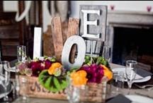 Wedding Inspiration / by BetsyAnne Starner