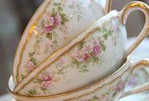 Tea Time / by Shirley Corwin