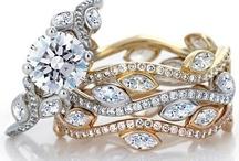 Jewelry - Rings / by Sherry Hebert