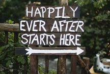 Happily ever after.. / by Kylie Falk