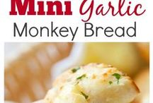 BREADS, MUFFINS, ROLLS AND BISCUITS / by Debbie J. Oxley