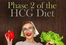 HCG Diet Tips / Answers to commonly asked questions about Phases 1, 2 & 3 of the HCG Diet.