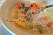 Recipes: Soups / Soup for You!! / by An Affair from the Heart