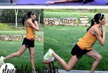 workout / by Rachel Johnson
