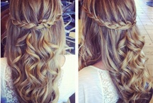 Homecoming Hair Ideas / by Amy Shafe