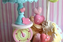 Cupcakes, cakes and more :) / Great photogallery for your inspiration! I <3 cakes and cupcakes :)