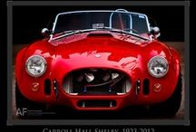 American / Classics, Hot Rods, and Muscle Cars / by B Y