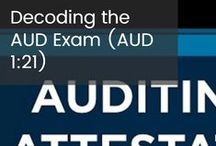 AUD Study Group - CPA Exam / Pinned resources from the AUD Study Group at CPA Exam Club http://www.cpaexamclub.com/aud