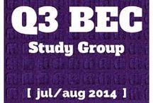 BEC Study Group - CPA Exam / by CPA Exam Club