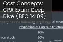 BEC Study Group - CPA Exam / Pinned resources from the BEC Study Group at CPA Exam Club http://www.cpaexamclub.com/bec