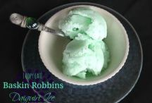 Recipes: Ice Cream & Frozen Treats / All things frozen! Ice cream, Popsicles, ice cream cakes... frozen treats of ALL kinds!