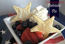 Recipes: Patriotic Food