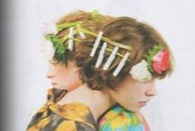 hippies + gypsies / because deep down, I just want to be a carefree wanderer with braids and bangles. / by Elyse Ash