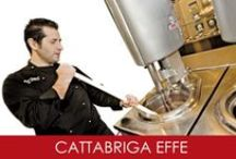 The EFFE By Cattabriga / For 75 years the EFFE by Cattabriga has set the world's standard for artisanal gelato and ice cream. It's perhaps the only ice cream machine that is backed by a long production history and therefore provides a significant element of guarantee in quality. The very user‐friendly EFFE machine allows its operator to make ice cream in a unique way, made possible by this machine only. In fact, it gives them the opportunity to create flavors that are difficult to produce with other equipment.