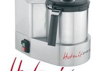 The Hotmix Pro Gastro / HotmixPRO Gastro processes many types of food with, precise temperatures up to 190°C (374°F), up to 12,500 RPM, 78 different programmed functions, and 168 classic recipes pre-loaded on the SD card. Whether caramelizing sugar, setting custard creams, blending sauces, cooking jams, or kneading doughs, HotmixPro's automtated processing prepares these recipes without constant attention from the chef.