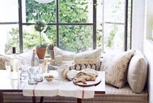 Live / Interiors, Interior Design, White
