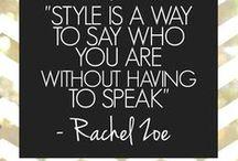 Fashionably Fashionable  / by Lauren V