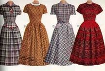 Would Wear This Now / Clothing from yesteryear that is much classier than anything I can find today. / by Ruth Ann Clark