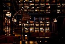 Libraries / Libraries, Bookshelves, Books, Interior Design