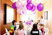Awesome Party Ideas / by Alicia Gassert