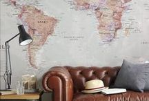 Map & Globe