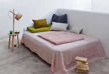 Bedroom / Chambre, lit  Bedroom, bed