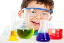 Science ideas for kids / by Learn with Play at Home