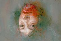 Art: Paintings / by Taryn Garrett