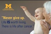 Tips for Cancer Care / by University of Michigan Health System