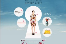 DVF Rendez-vous / To drive awareness and buzz around the latest collection, Pod1 devised an interactive campaign for DvF to engage customers and encourage sales.  The campaign asks you to complete a profile and makes style recommendations for your next rendez-vous.