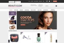 Beauty.com / For this, the 2nd largest multi-brand beauty e-tailer, Pod1 were tasked with overhauling their substantial site, with a key focus on social-sharing and editorial content.  Pod1 refined all of their brand assets, and re-designed the site to create a true community destination for beauty customers.