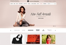 Fashionara / Fashionara was created to bring the luxury online fashion experience to Indian buyers.  Balancing a fashion edge with the understanding that ecommerce is relatively new in India, Pod1 designed a friendly feel, engaging imagery, one click check out—and the only Indian site with multiple filters to help users easily find products.
