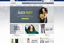 ELOQUII BY THE LIMITED / When fashion retailer The Limited launched their first plus size label, they asked Pod1 to create their ecommerce site. Pod1's solution puts fashion first with brand messaging tailored to the full figured woman, plus, a styling tool that produces a collection suited to each customer's shape.