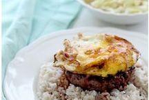 local hawaiian grindz / my favorite hawaiian plates...so ono!