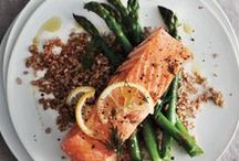 healthy eats / eating clean doesn't have to taste bad