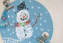 * January / Winter Arts and Crafts / Here you will find January, Winter Arts and crafts, food, books for elementary kiddos.