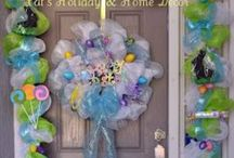Easter  / Easter ideas and decorations...