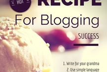 Blogging 101 / Pins that would interest and guide bloggers and bloggers-to-be.
