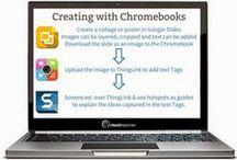 Chromebook Classroom / by Elizabeth Eastman