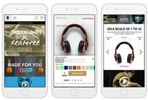 """Skullcandy / """"Every revolution needs a soundtrack."""" BORN joined the Skullcandy family as the lead digital creative commerce agency. Tasked with overhauling Skullcandy's entire digital presence, we created a unique online flagship store focused on engagement and e-commerce, whilst sustaining a prominent brand voice."""