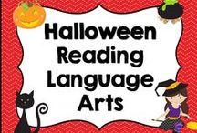 * Halloween & October Reading Language Arts Ideas / This board is dedicated to all those October and Halloween Reading Language Arts ideas and activities. You are welcome to pin any of your wonderful products that have to do with this board's theme or topic. Please pin at a 1:1 ratio. 1 paid product to 1 free idea on board topic. Please keep this board looking attractive. You are welcome to invite collaborators just ask them to read these notes so we can really make this a great board for all those awesome teachers out there!!!
